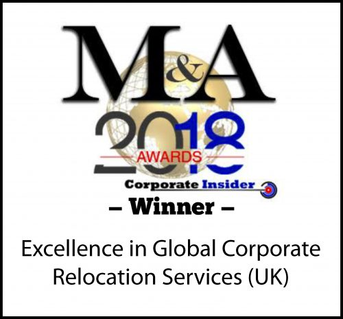 Relocation Award 2018